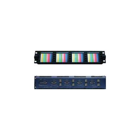 """4 Monitor LCD 4"""" con a..."""