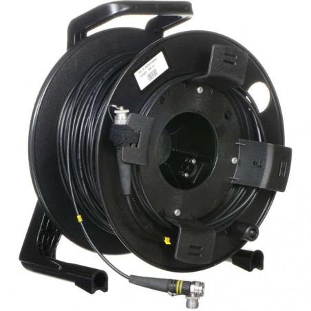 2Core SM Ultra Light, 200m on drum FieldCast Cavo Fibra ottica 2Core 200m con avvolgicavo