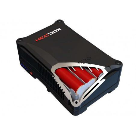 NERO S HEDBOX, batteria professionale high load, V – Mount al litio