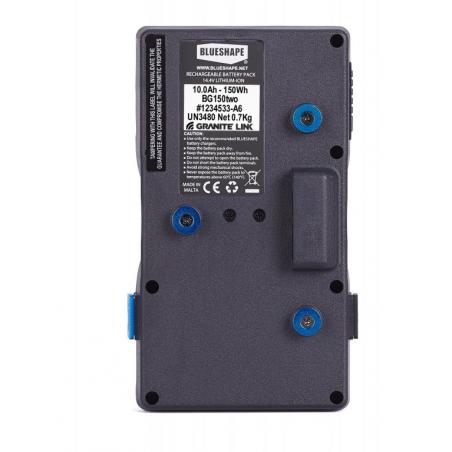 BG150 TWO Blueshape Batteria granite 150HD TWO 3Studs 14.8V