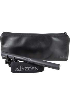 Microfono professionale Azden Dual Powered Shotgun