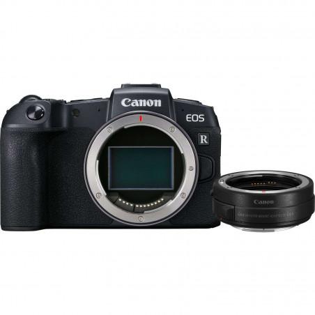 EOS RP + ADT EF-EOS R UE26 Canon Fotocamera Mirrorless Full-frame 26.2 MP CMOS AF, 5fps + adattatore ottiche EF-EOS R UE26