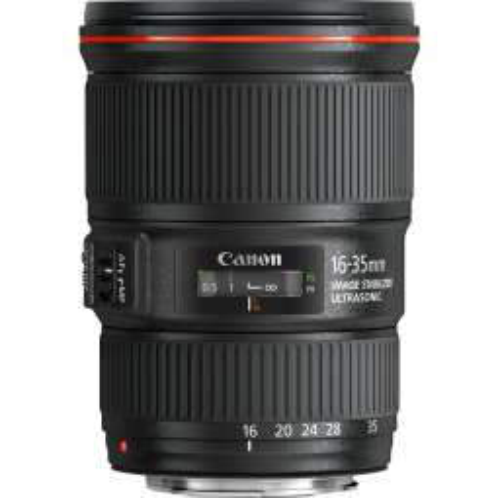 EF 16-35mm Canon obiettivo zoom 16-35mm f/4L IS USM