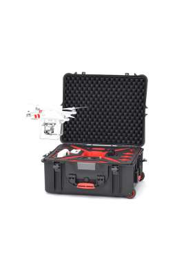 Hard Case HPRC per DJI PHANTOM 3 PROFESSIONAL e ADVANCED