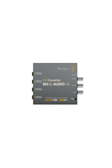 Mini Converter SDI to Audio 4K Blackmagic Design