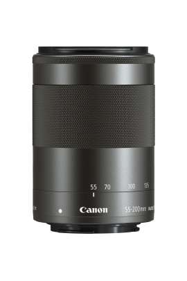 EF-M 55-200mm f/4.5-6.3 IS STM Canon Teleobiettivo 55-200mm