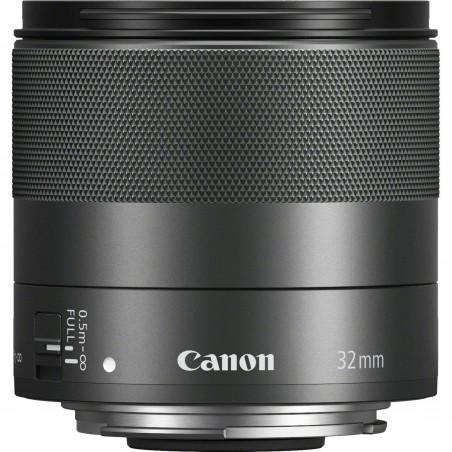 EF-M 32mm f/1.4 STM Canon obiettivo grandangolo 32mm