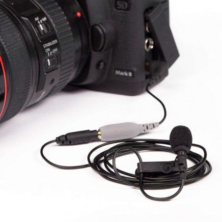 SLAV+ Smart Lavalier Plus Rode microfono per smartphone e tablet