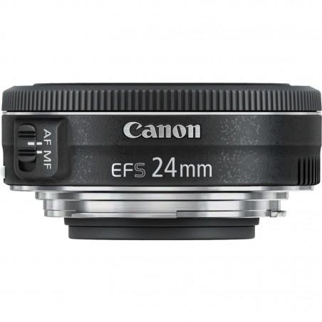 EF-S 24mm f/2,8 STM Canon Obiettivo 24mm