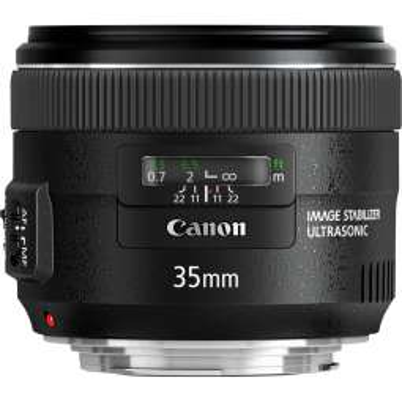 EF 35mm f/2 IS USM Canon obiettivo 35mm