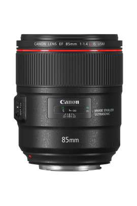 EF 85mm f/1.4L IS USM Canon teleobiettivo medio 85mm