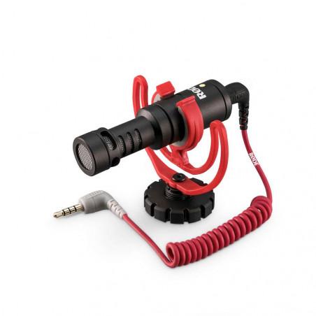 VMICRO RODE microfono direzionale cardioide per foto e video camere