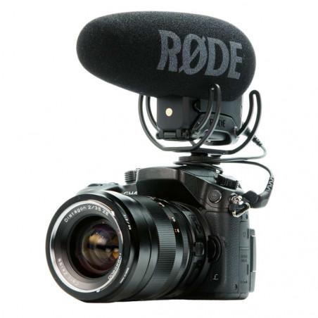 VMP+ Rode Rycote Microfono direzionale + batteria ricaricabile al litio