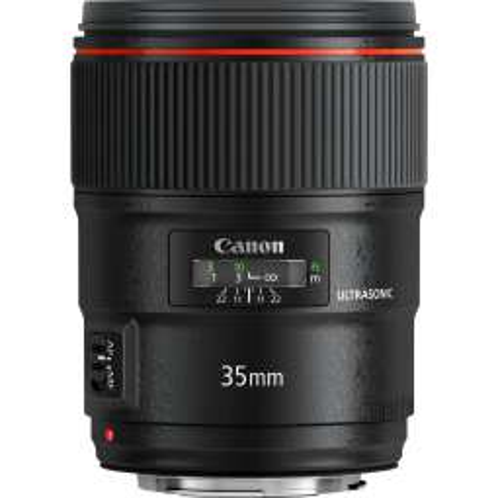 EF 35mm f/1.4L II USM Canon obiettivo 35mm