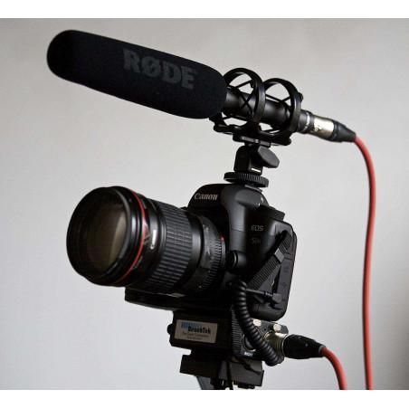 """NTG2 Rode microfono shotgun direzionale a condensatore """"mezzo fucile"""""""
