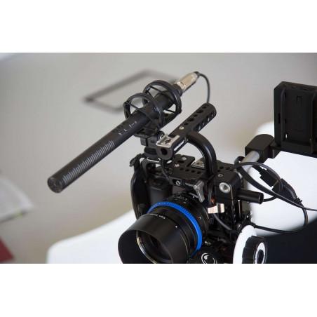 NTG4P Rode Microfono shotgun + batteria interna ricaricabile