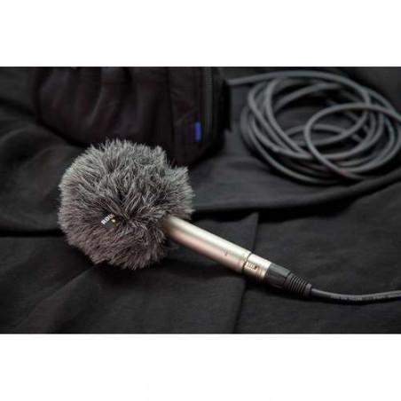 WS7 Rode peluche antivento per NTG-3 e tutti i microfoni a fucile con lung. max 186,5 mm e diam. 19/20 mm