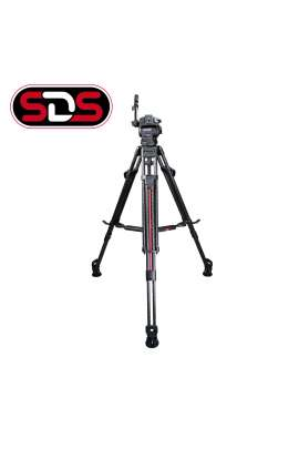 Focus 8 KSDS08-CXM Cartoni 2-St CF Smart Stop