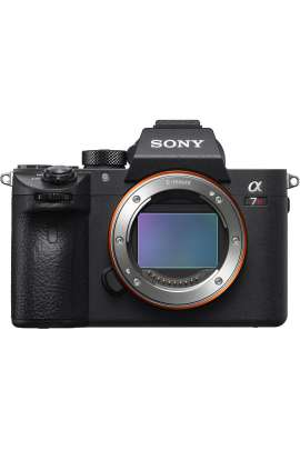 Alpha7 RIII Digital Camera Sony CMOS full frame 42.4MP, 4K HDR, E-mount - Solo Corpo