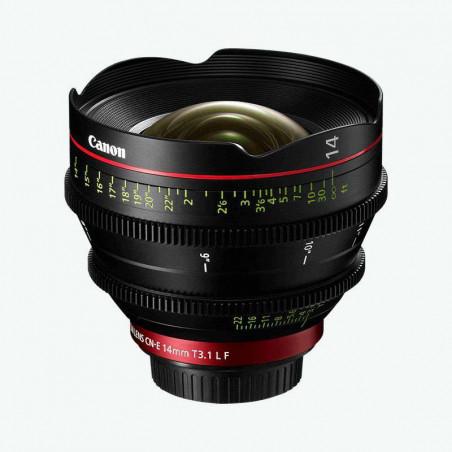 KIT PRIMES BUNDLE EF 14-135 mm Canon obiettivi cinematografici + hard case