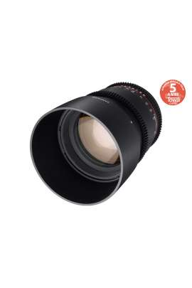 SY85VC Samyang obiettivo VDSLR 85mm T1,5 AS IF UMC Canon