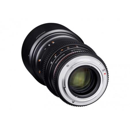 SY13VO Samyang obiettivo 135MM T2.2 VDSLR OLYMPUS 4/3