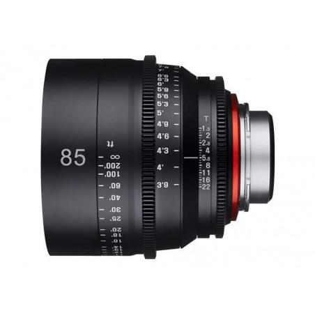 SYX85C Samyang XEEN Obiettivo 85mm T1.5 FF Cine Canon