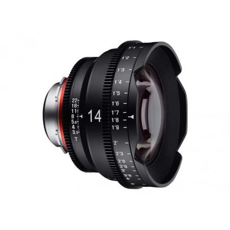 SYX14C Samyang XEEN Obiettivo 14mm T3.1 FF Cine Canon