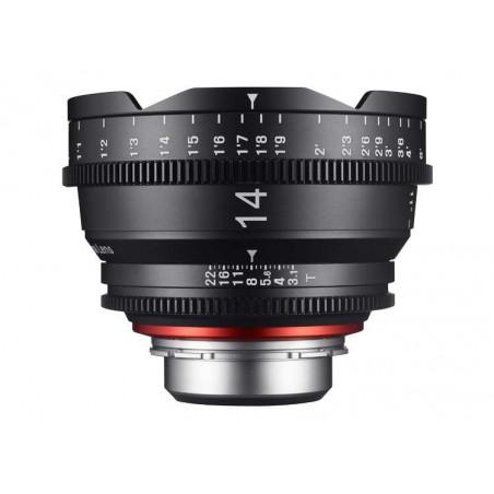 SYX14N Samyang XEEN Obiettivo 14mm T3.1 FF Cine Nikon