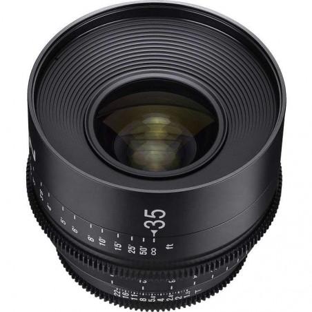 SYX35C Samyang XEEN Obiettivo 35mm T1.5 FF Cine Canon