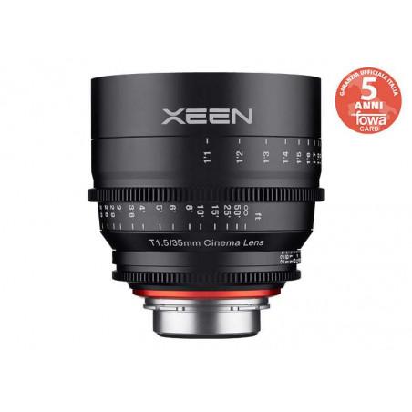 Kit XEEN 3 Obiettivi 4K, hardcase in omaggio
