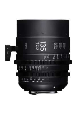 Sigma Obiettivo Cinema High speed Prime FF 135 mm T2.0 Canon EF