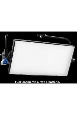 Superpanel Full Color 60 Lupo, luci da studio 800 Led