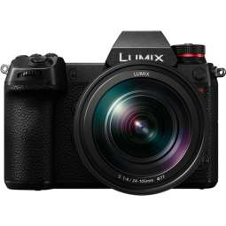 S1R-24-105 Fotocamera digitale Lumix Panasonic Mirrorless con obiettivo Lumix 24-105mm