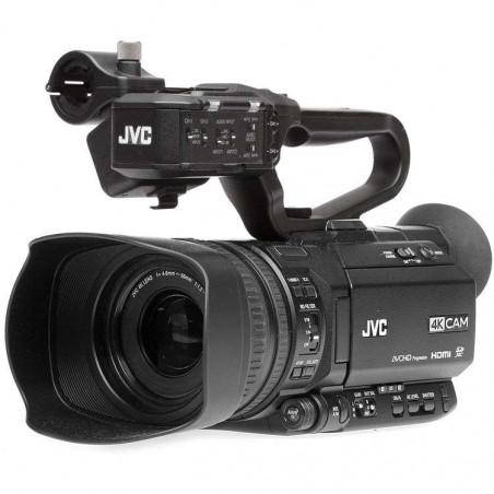 GY-HM250ESB JVC Camcorder palmare 4K con uscita 3G-SDI, + software live stream e grafiche sport e broadcast