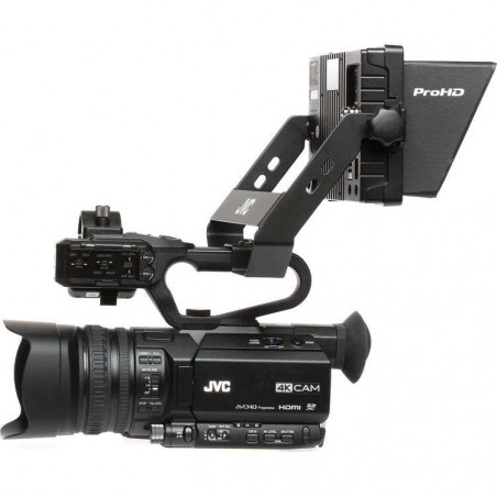 GY-HM170E JVC Camcorder 4K Ultra HD - formato 4:2:2 full HD a 50Mbps