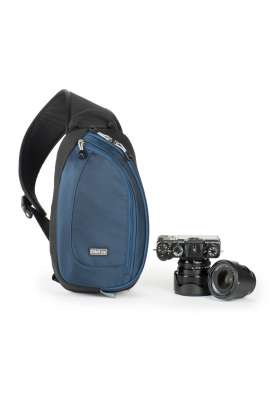 TURNSTYLE® 5 V2.0 THINK TANK Tracolla per Fotocamere/DSLR Colore Blue