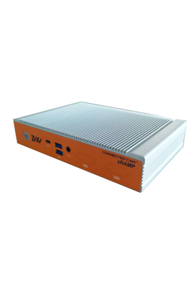 zRAMP-4 JVC Streaming Management Server 4-in / 4-out