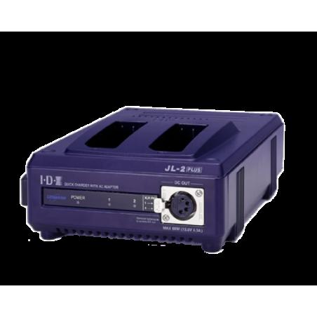 JL-2PLUS IDX batteria tipo NP per apparecchiature audio