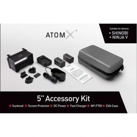 ATOMACCKT2 ATOMOS Accessory Kit 2 per Shinobi, Shinobi SDI e Ninja 5