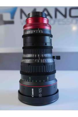 U.CN-E30-105 Canon CN-E30-105mm T2.8 L S/SP - EX DEMO
