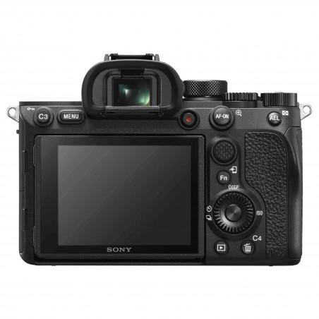Alpha7 RIV Sony Digital Camera full-frame 35 mm con autofocus da 61,0MP, solo corpo