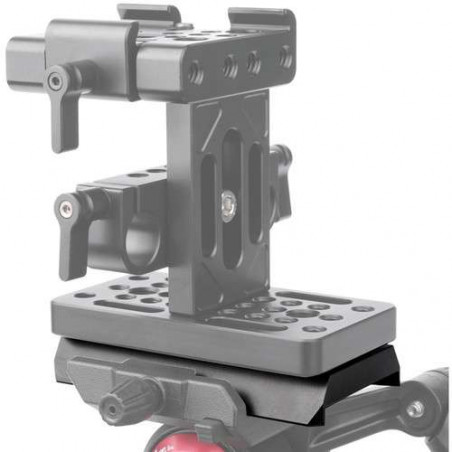 1280B SmallRig Quick Release Manfrotto-Type Dovetail Plate