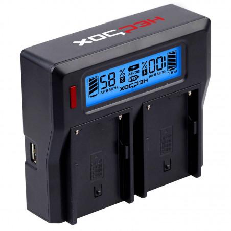 KIT 2 Pocket Blackmagic 4K + Hedbox + 8Sinn