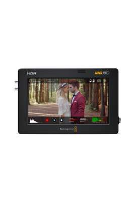 "Video Assist 5"" 12G Blackmagic monitor 5"" HDR , Ultra HD, 2K e 4K DCI., LUT 3D"