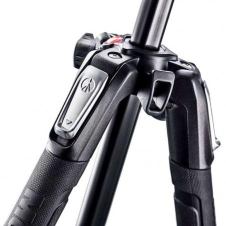 MT190X3 Manfrotto Treppiede serie 190X alluminio 3 sezioni