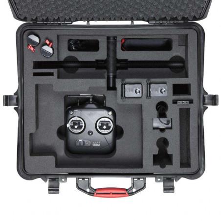 Hard Case HPRC per DJI Ronin-M ed accessori