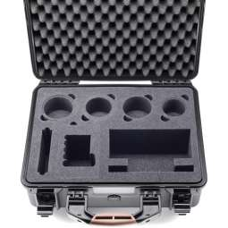 DC-GH5 Panasonic LUMIX Fotocamera Kit completa di ottica LUMIX 12-60 F3.5-5.6 e valigia HPRC