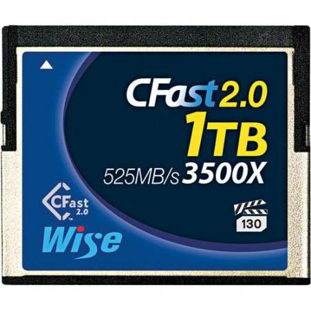 CFA-10240 Wise scheda CFast 2.0 1TB
