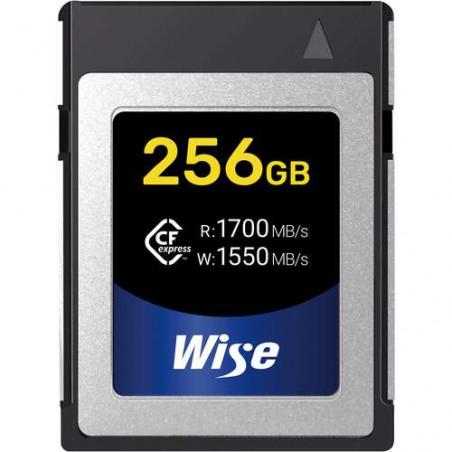 CFX-B256 Wise scheda di memoria CFexpress da 256GB